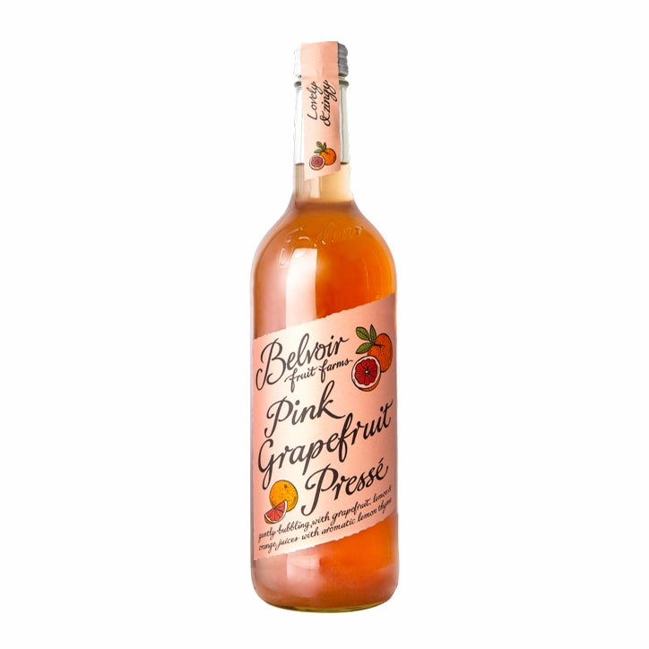 Belvoir Pink Grapefruit Presse 750ml