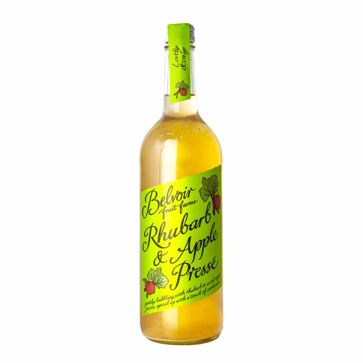 Belvoir Rhubarb & Apple Presse 750ml