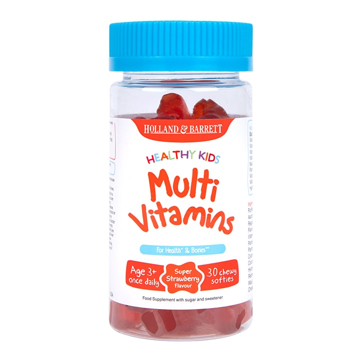 Holland & Barrett Healthy Kids Multivitamins 30 Softies