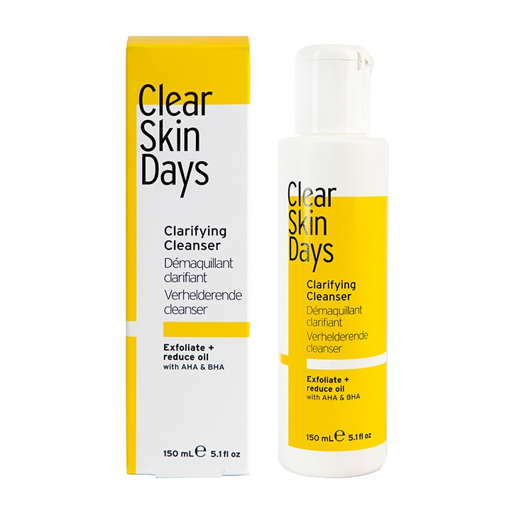 Clear Skin Days Clarifying Cleanser 150ml