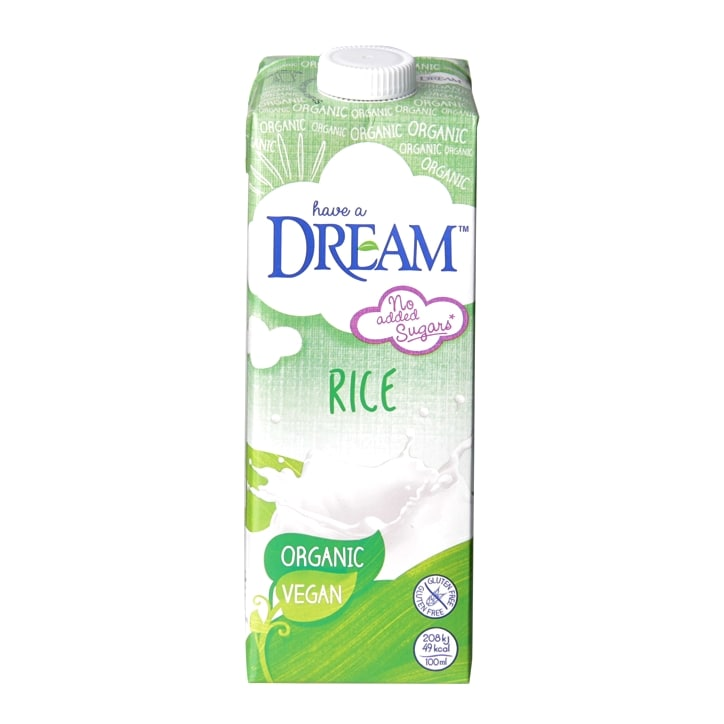 Rice Dream Organic Original 1l