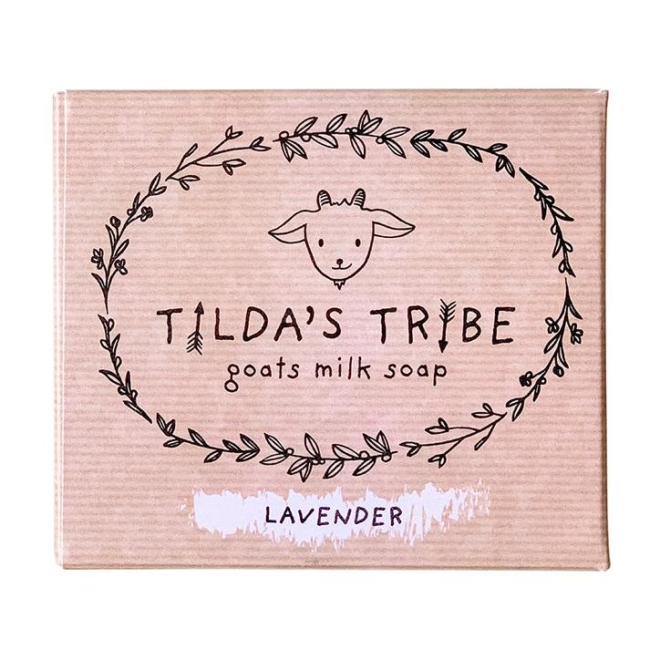 Tilda's Tribe Lavender Goats Milk Soap