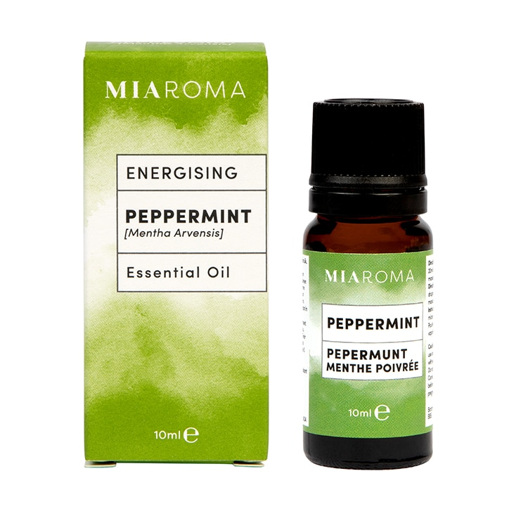Miaroma 100% Pure Peppermint Oil 10ml