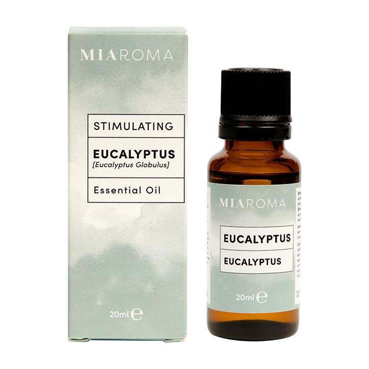 Miaroma 100% Pure Eucalyptus Oil 20ml