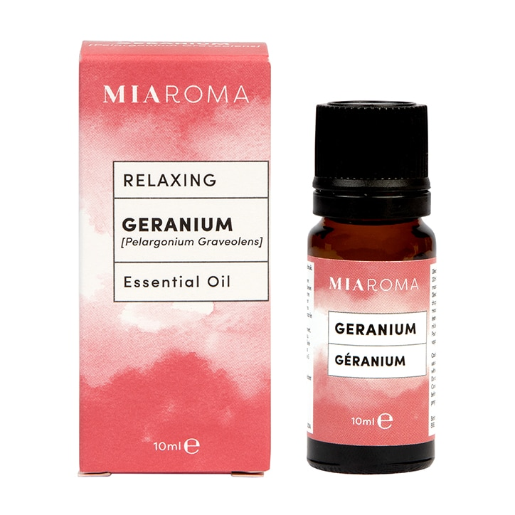 Miaroma 100% Pure Geranium Oil 10ml