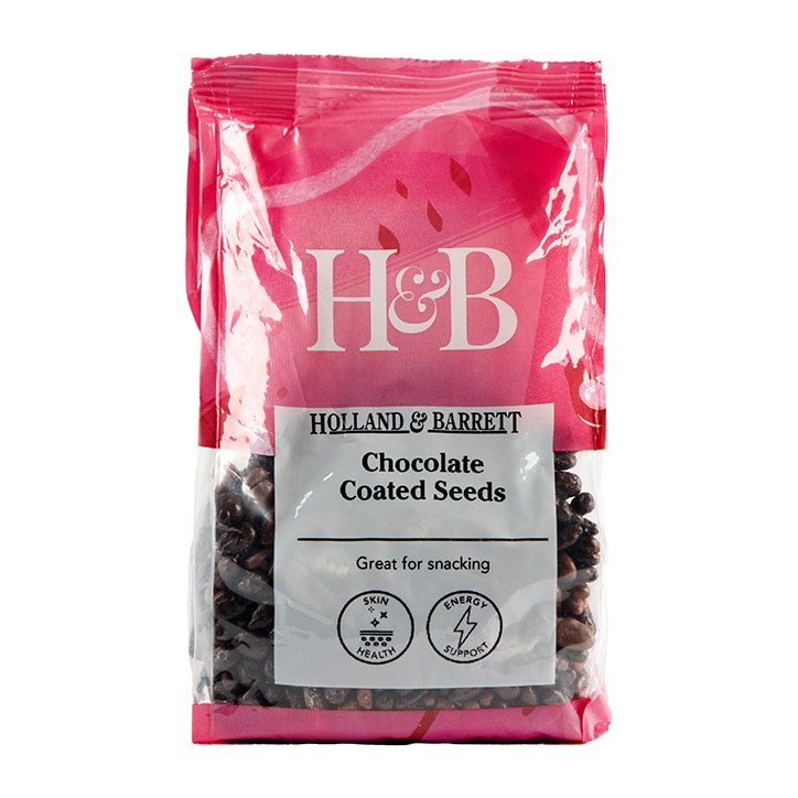 Holland & Barrett Chocolate Coated Seeds