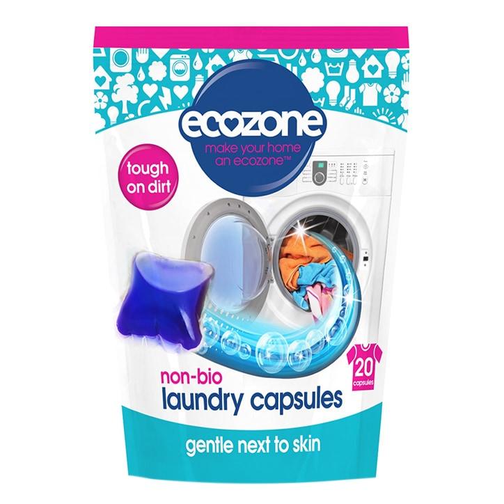 Ecozone Non Bio Laundry Liquid Capsules 500g