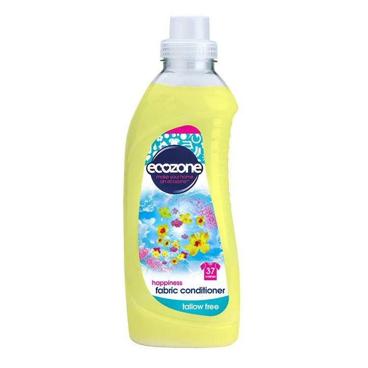 Ecozone Fabric Conditioner - Happiness 1Ltr