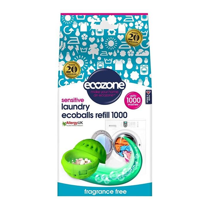 Ecozone Sensitive Laundry Ecoball - 1000 Wash Single