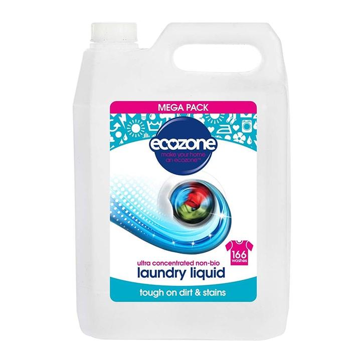 Ecozone Laundry Liquid - Ultra Concentrated Non Bio 5Ltr