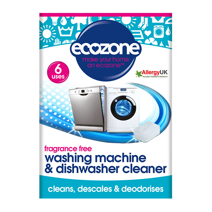 Ecozone Washing Machine & Dishwasher Cleaner 135g