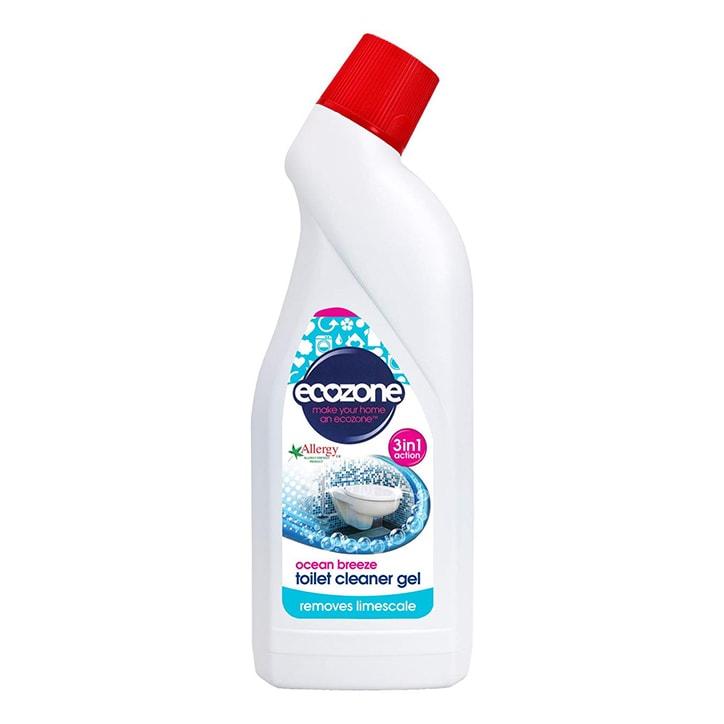 Ecozone 3 In 1 Toilet Cleaner Ocean Breeze 750ml