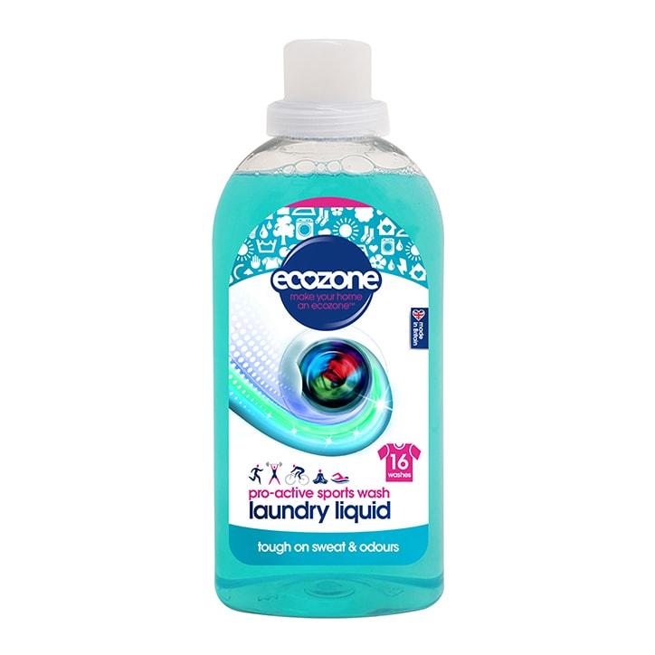 Ecozone Pro Active Sports Wash 750ml