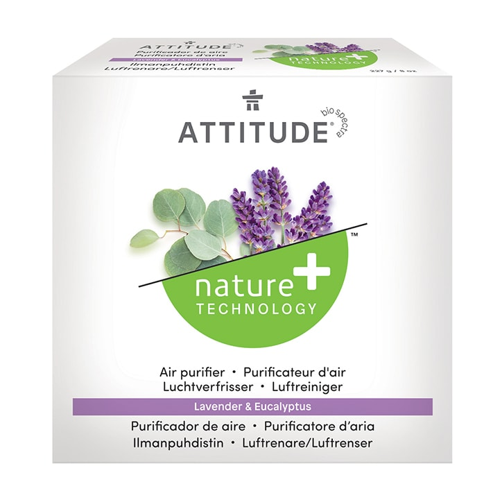Attitude Eucalyptus & Lavender Natural Air Purifyer 227g