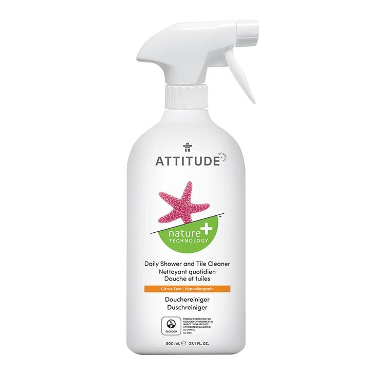Attitude Daily Shower Cleaner Citrus Zest 800ml