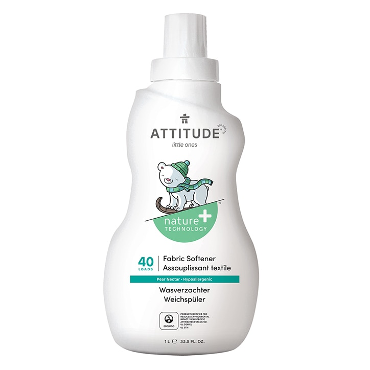 Attitude Little Ones - 40 Wash Pear Fabric Softener