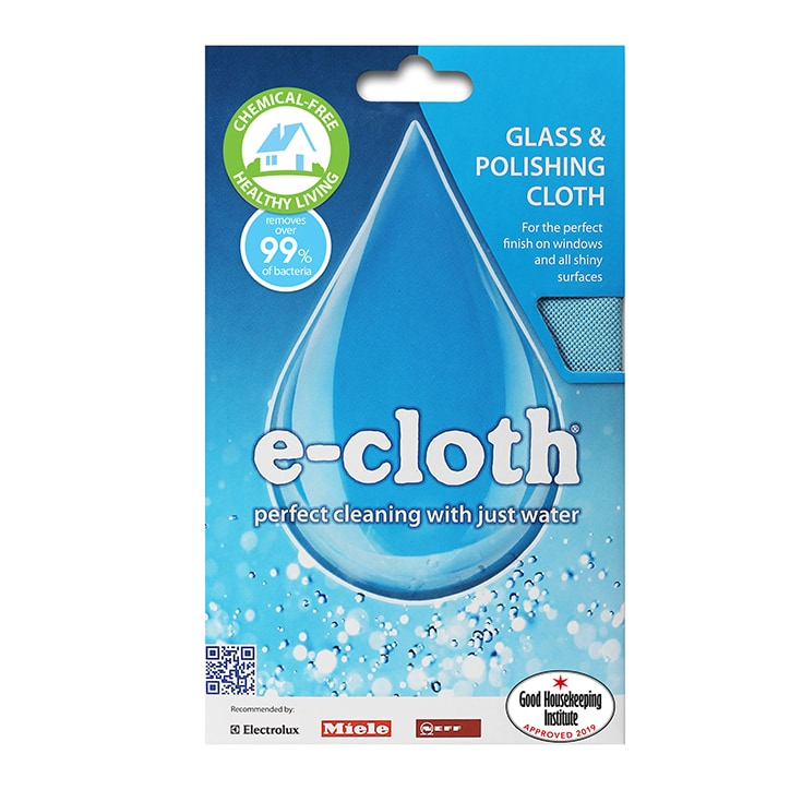 E-Cloth Glass & Polishing Single