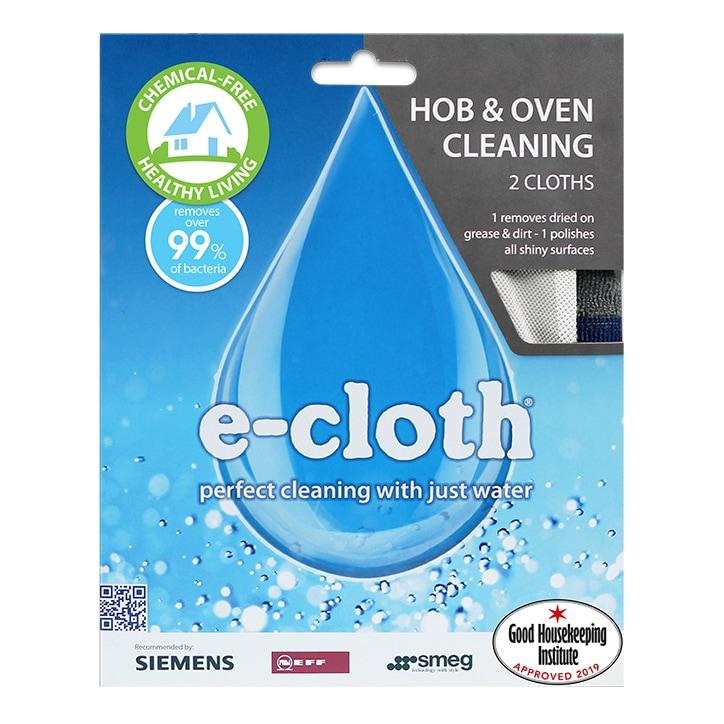 E-Cloth Hob & Oven Pack Single