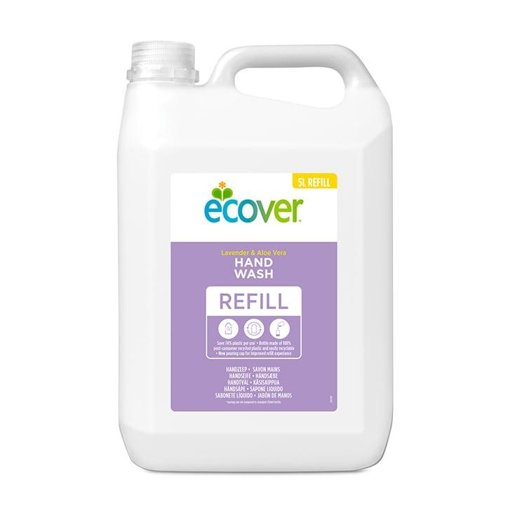 Ecover Liquid Hand Soap - Aloe Vera & Lavender 5Ltr