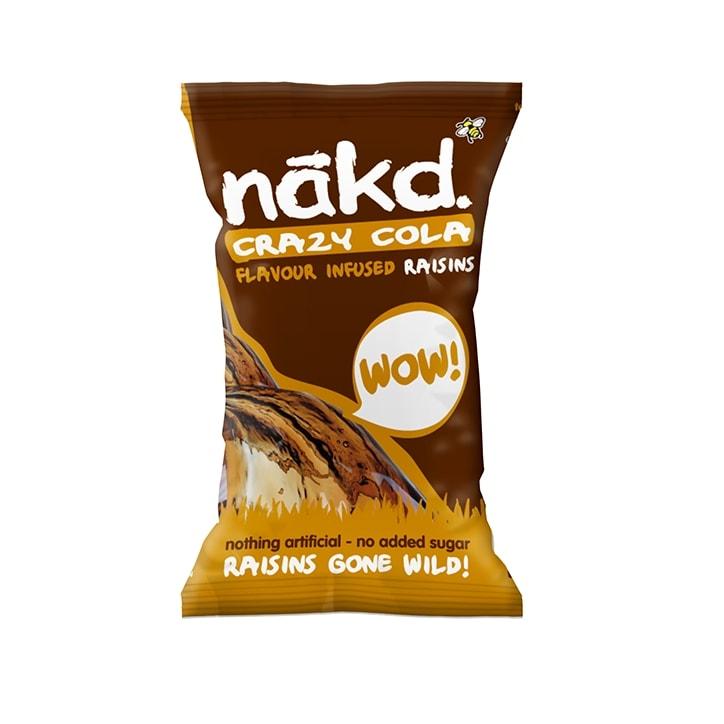 Nakd Cola Raisins 25g