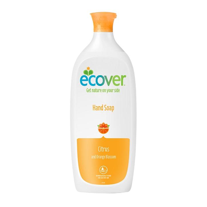 Ecover Liquid Hand Soap - Citrus & Orange Blossom 1Ltr