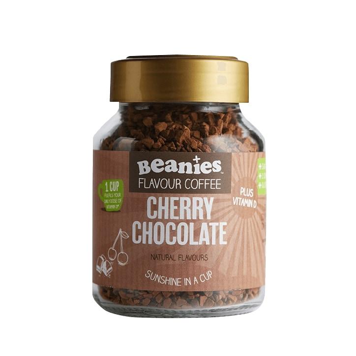 07de5ce9315 Beanies Cherry Chocolate 50g £3.49