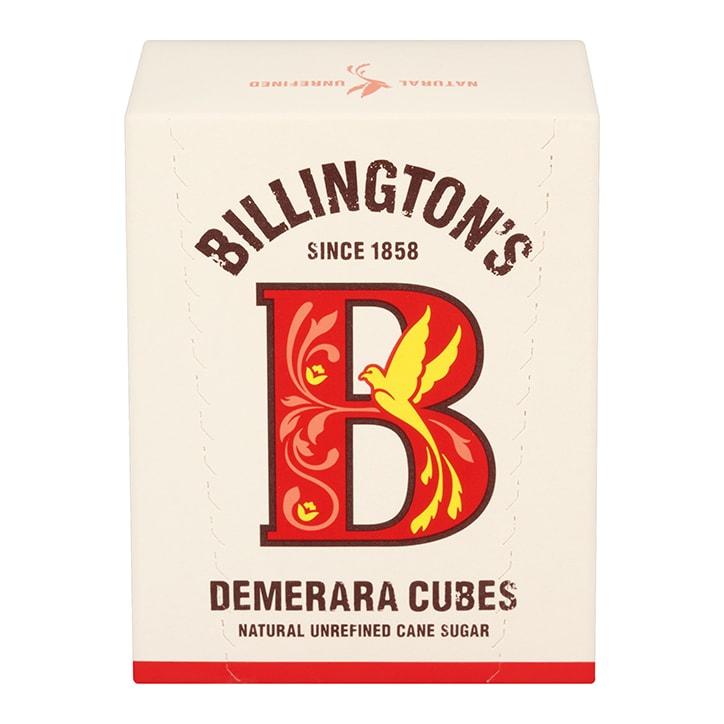 Billingtons Demerara Sugar Cubes 500g
