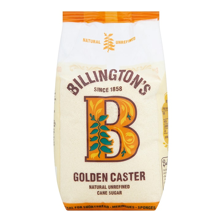 Billingtons Golden Caster Sugar 1kg