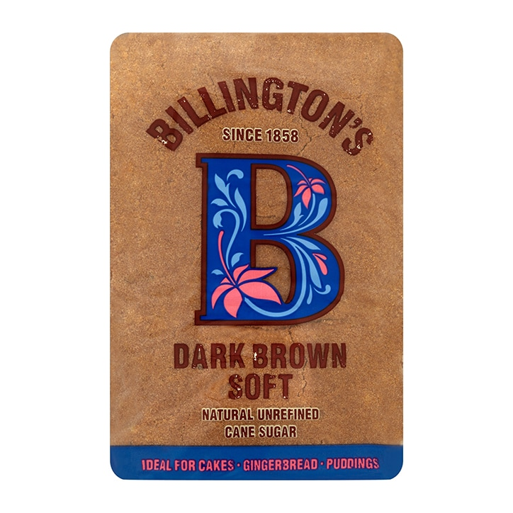 Billingtons Dark Brown Soft Sugar 500g