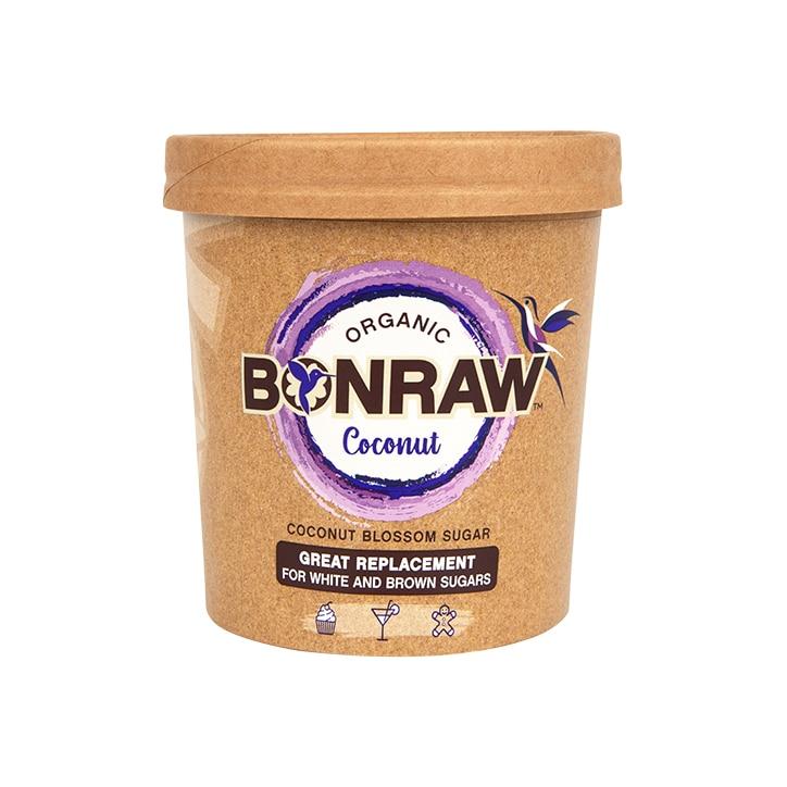 Bonraw Organic Coconut Blossom Sugar 225g