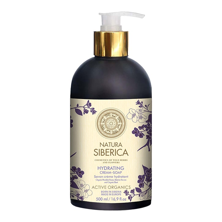 Natura Siberica Hydrating Cream Soap