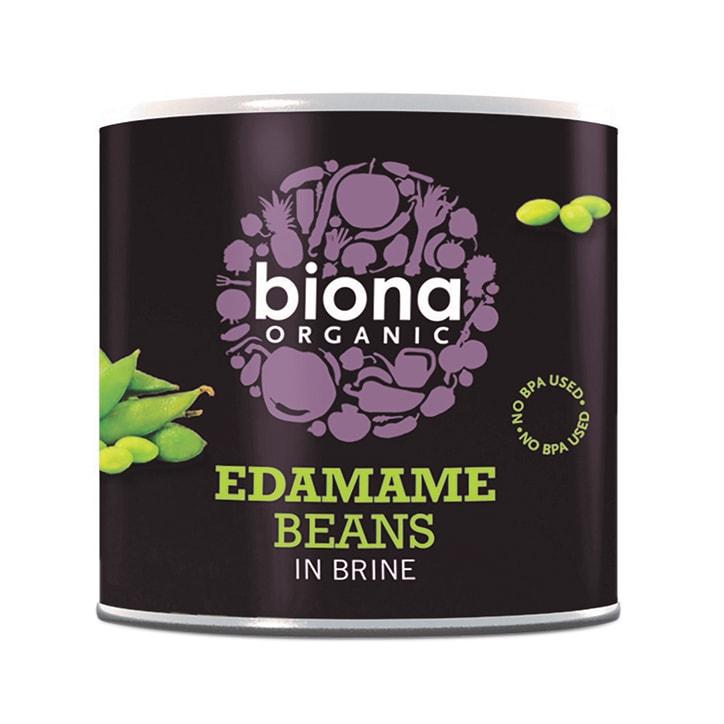 Biona Edamame Beans - Organic 200g