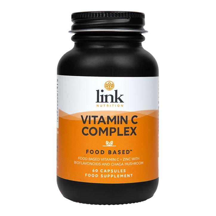 Link Nutrition Vitamin C Complex 60 Capsules