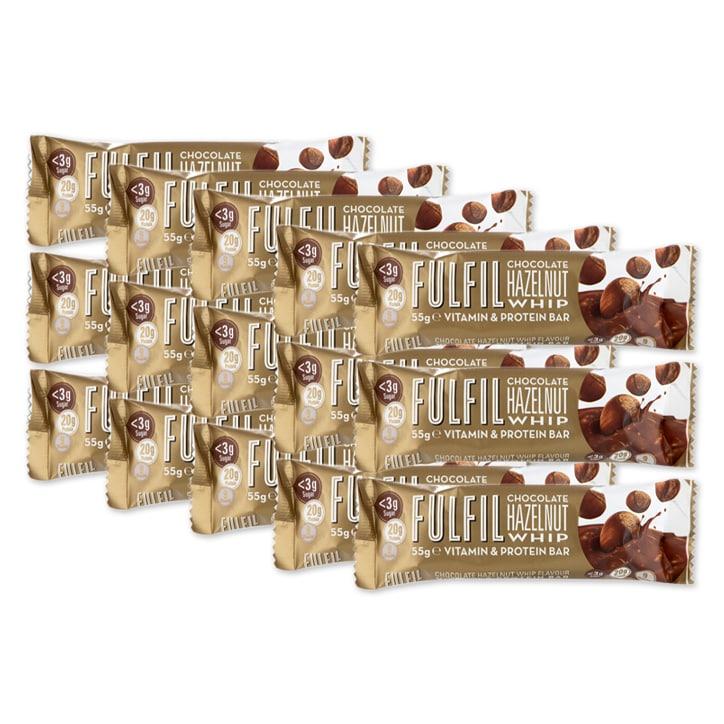 Fulfil Chocolate Hazelnut Whip 15 x 55g