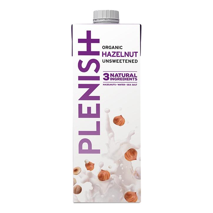 Plenish Organic Unsweetened 5% Hazelnut M*lk 1Ltr