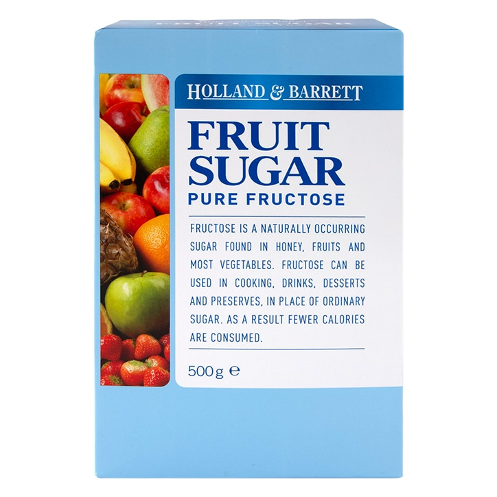 Holland & Barrett Fruit Sugar Pure Fructose 500g