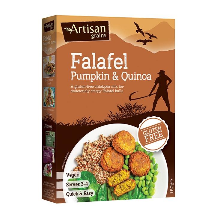 Artisan Grains Pumpkin & Quinoa Falafel 150g