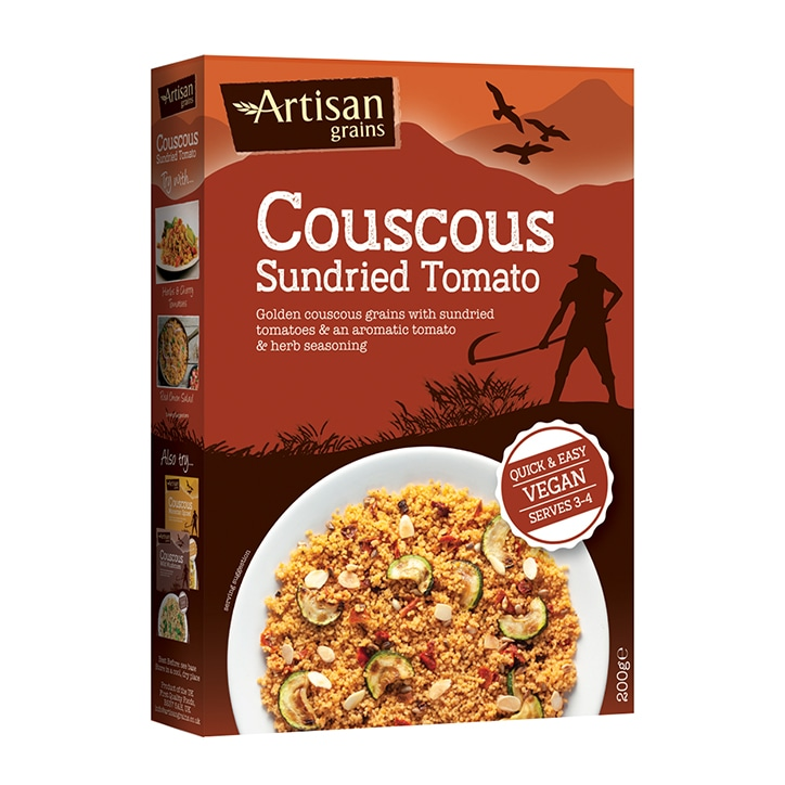 Artisan Grains Sundried Tomato Couscous