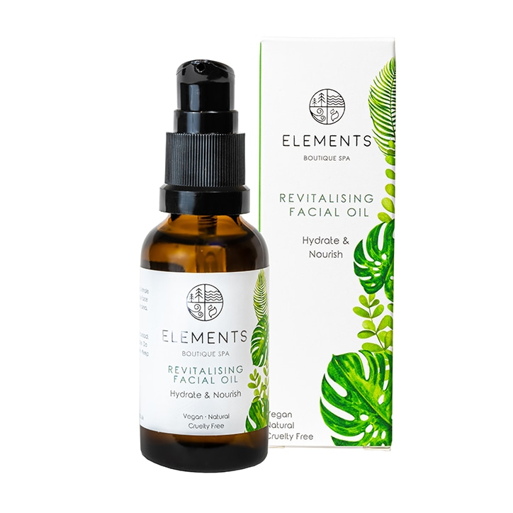Elements Boutique Spa Revitalising Facial Oil