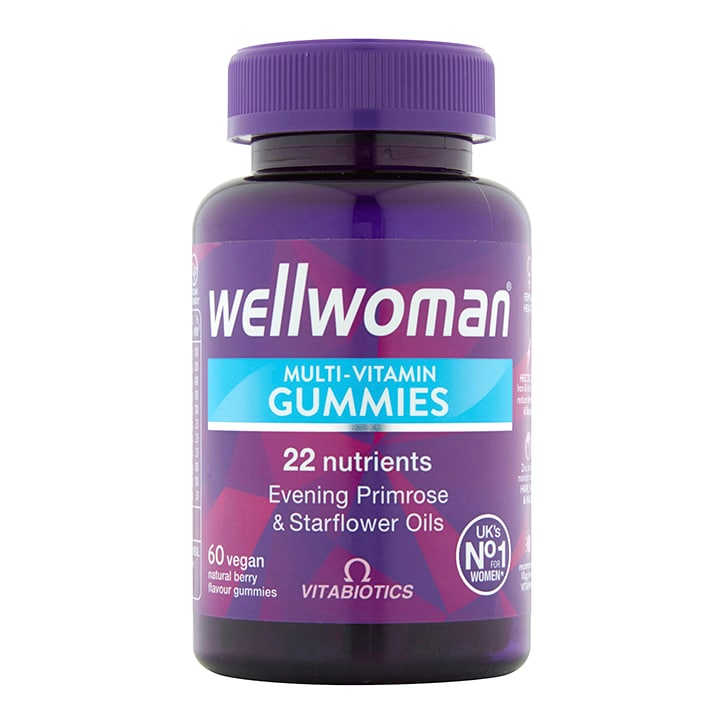 Vitabiotics Wellwoman 30 Gummies