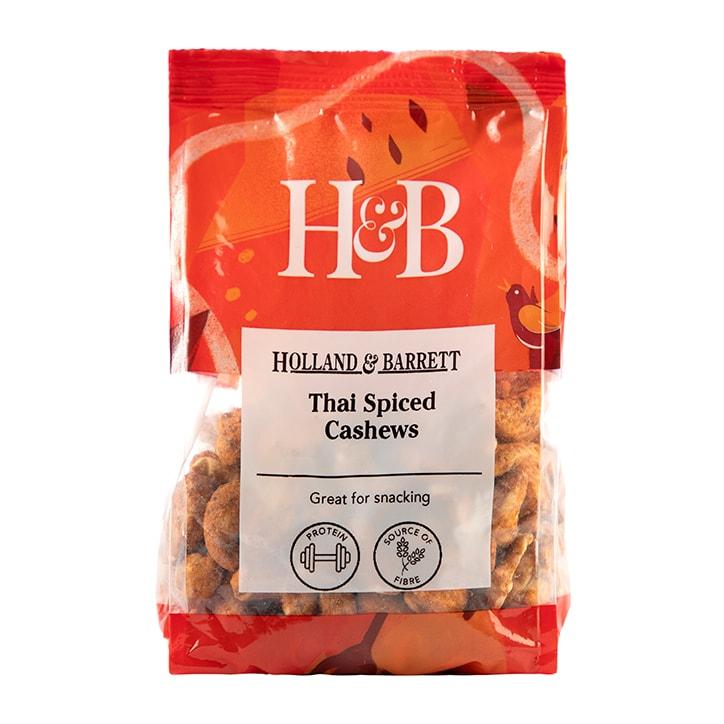 Holland & Barrett Thai Spiced Cashews 200g