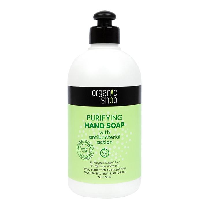 Organic Shop Purifying Hand Soap