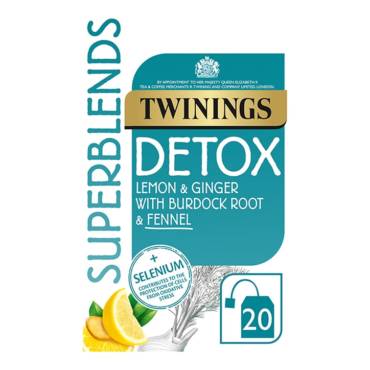 Twinings Super Blends Detox 40g