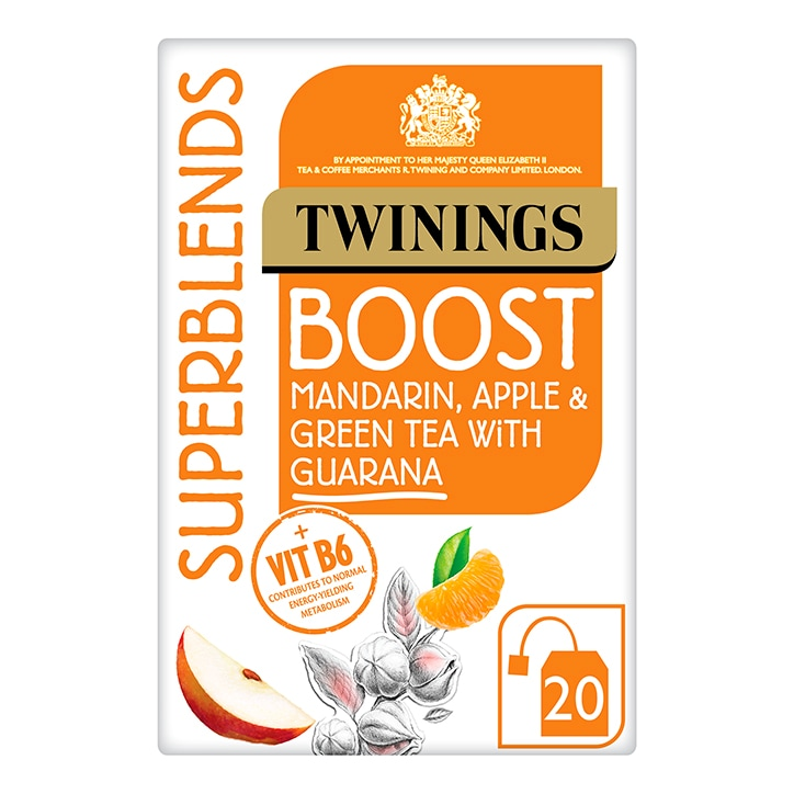 Twinings Superblends Boost 20 Tea Bags
