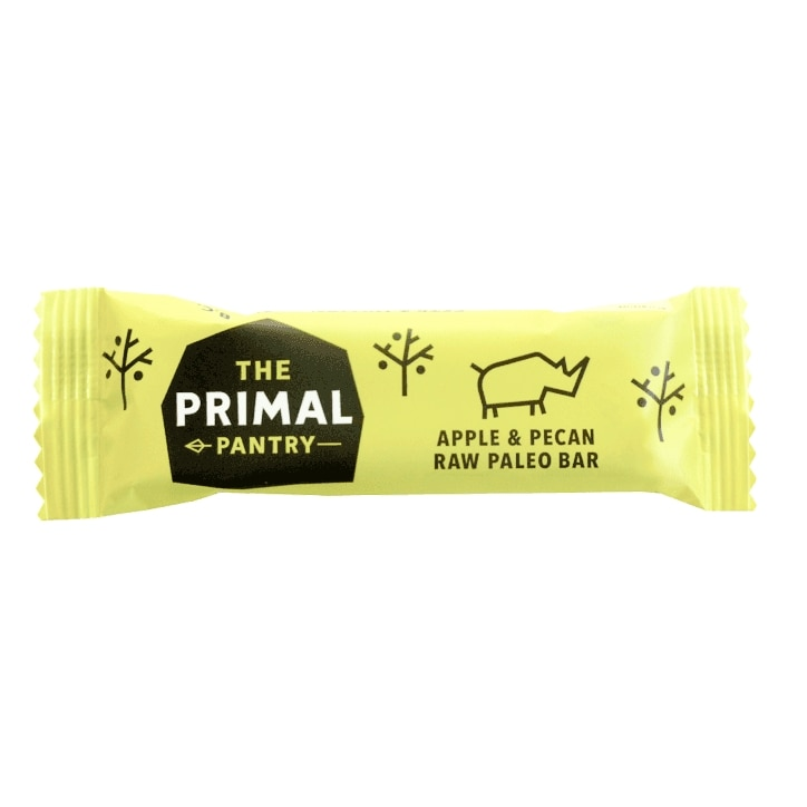 Primal Pantry Apple & Pecan Paleo Bar 45g