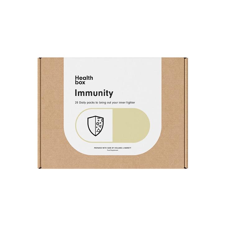 Healthbox Immunity 28 Day Supply