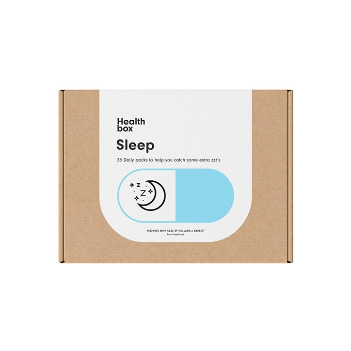 Healthbox Sleep 28 Day Supply