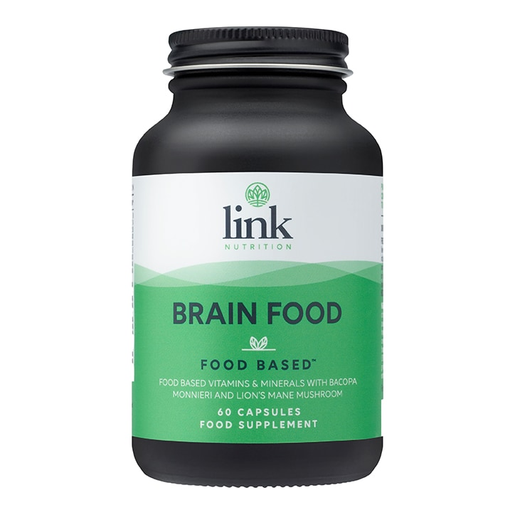 Link Nutrition Brain Food 60 Capsules