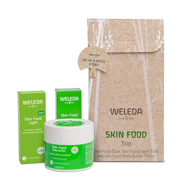 Weleda Skin Food Body Trio