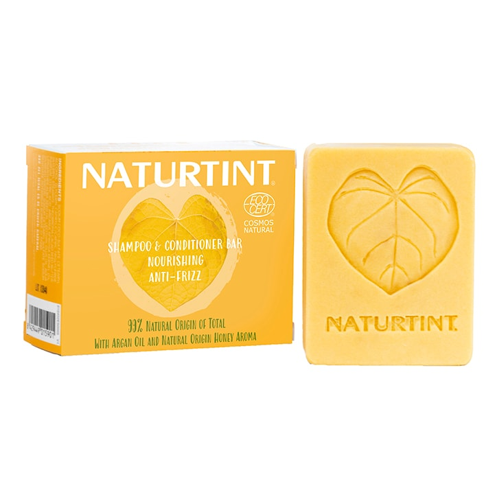 Naturtint 2in1 Shampoo & Conditioning Bar - Nourishing